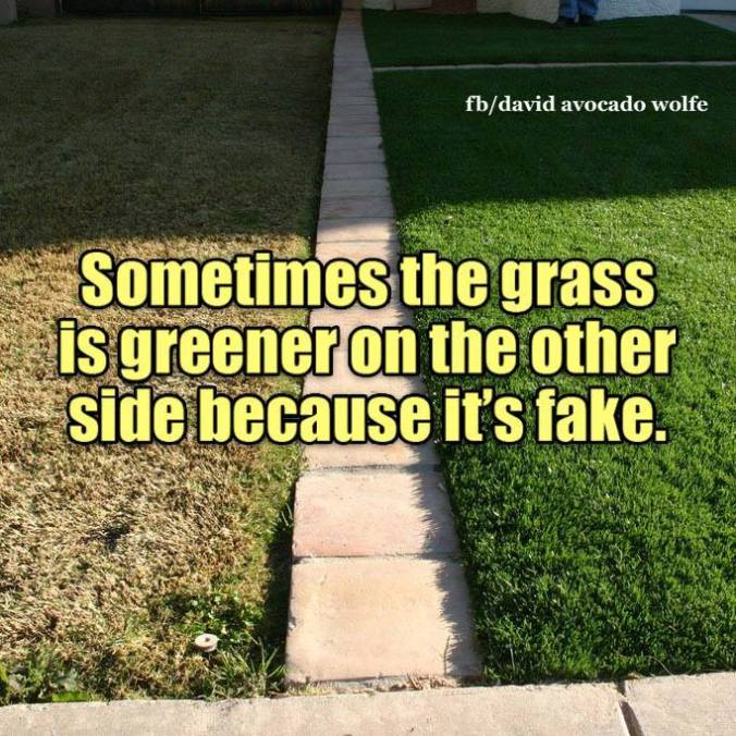 greenergrass